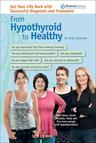 From Hypothyroid to Healthy: Get Your Life Back with Successful Diagnosis and Treatment