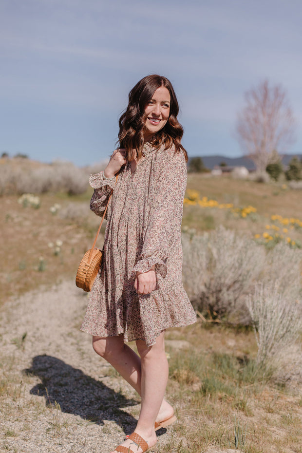 Sammy Chiffon Dress