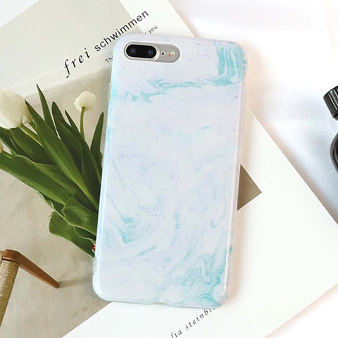 Granite Marble Texture Pattern Phone Cases - HypePercents