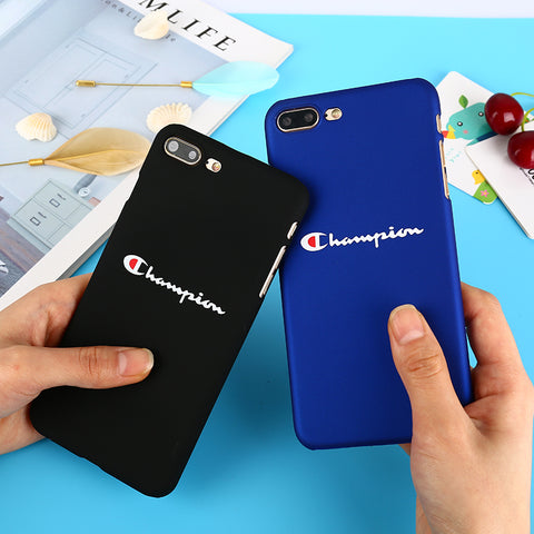Champion Phone Case - HypePercents