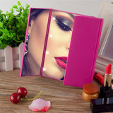 Makeup Mirror 8 LED Lighted table top