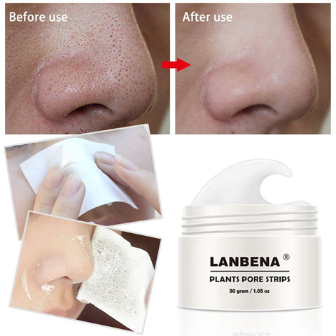 2018 Blackhead Remover Nose Mask Pore Strip