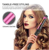 Auto Rotating Hair Curling Iron