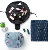Travel Makeup Cosmetic Organizer Bag