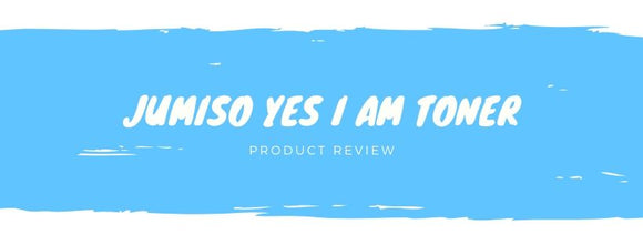 Jumiso Yes I Am Toner: Product Review