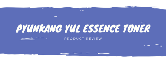 Product Review: Pyunkang Yul Essence Toner