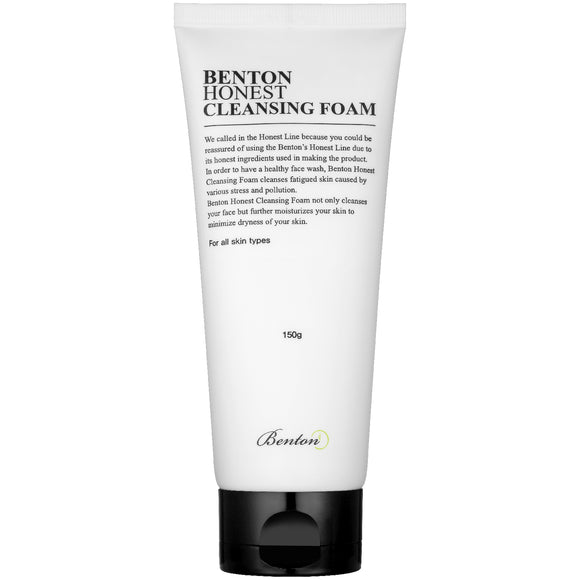 Benton Honest Cleansing Foam - 150g