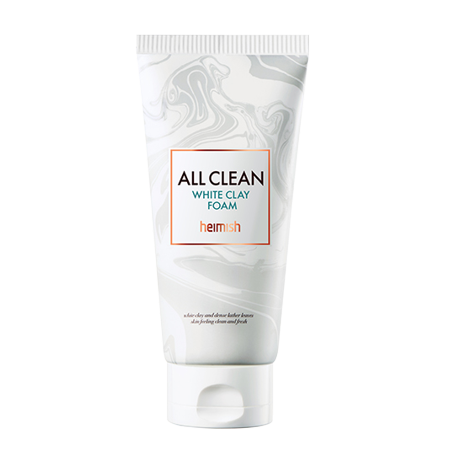 Heimish All Clean White Clay Foam - 150g