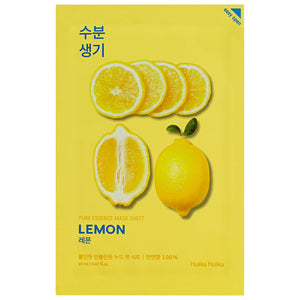 Holika Holika - Pure Essence Mask Sheet (Lemon)