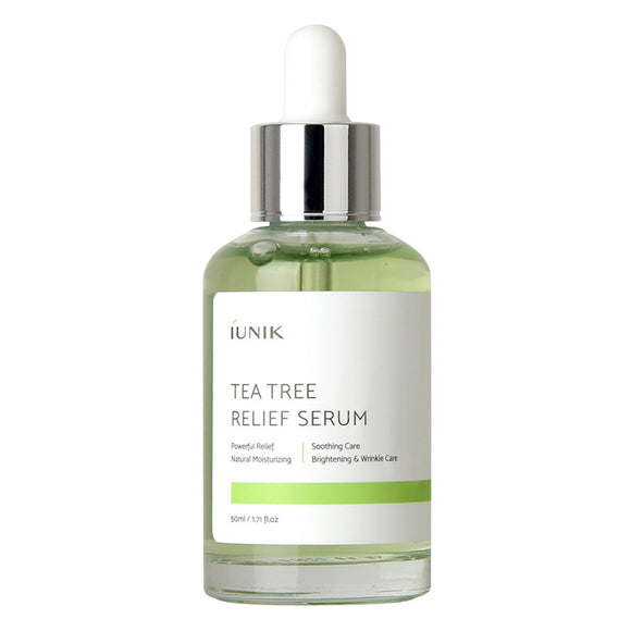 IUNIK Tea Tree Relief Serum - 50ml