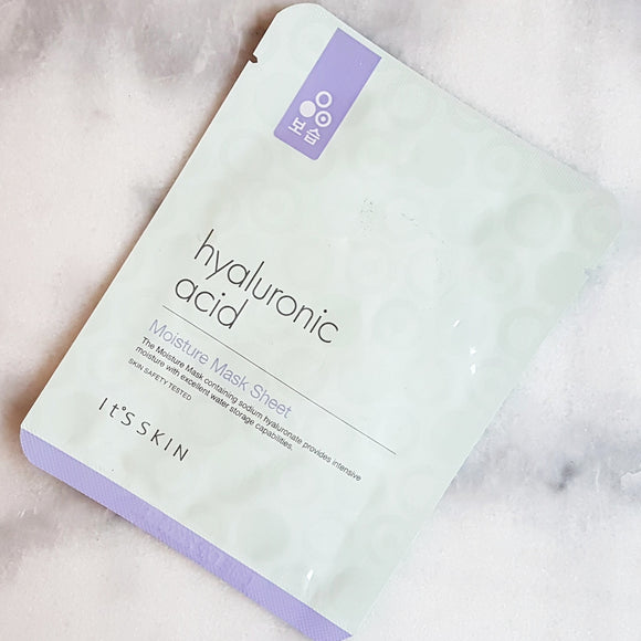 It's Skin - Hyaluronic Acid Sheet Mask