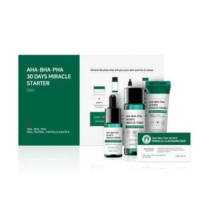 SOME BY MI AHA BHA PHA 30 Days Miracle Starter Set