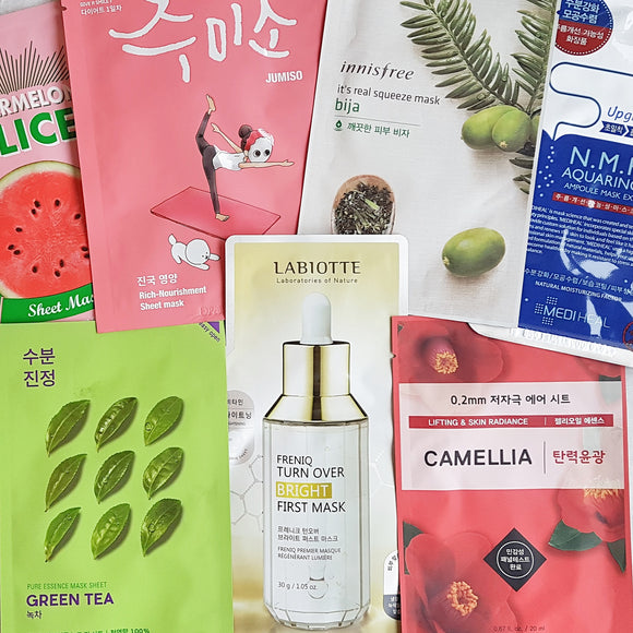 Sheet Mask For Days
