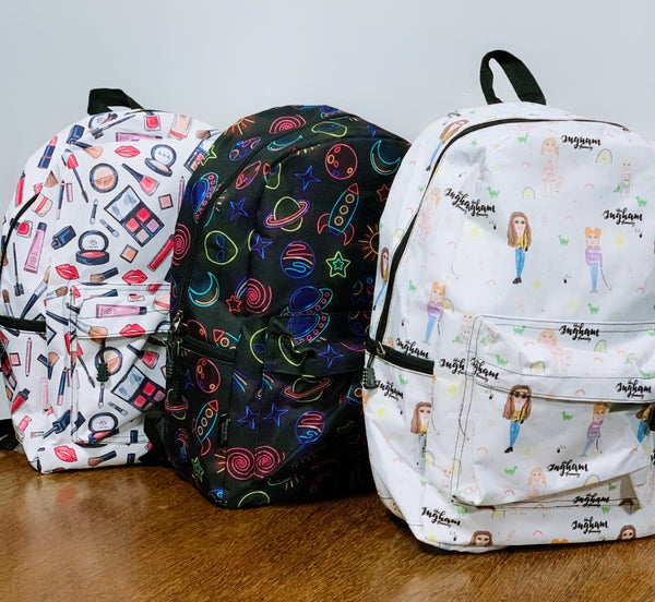 The Palette Back Pack