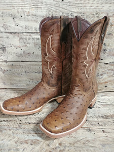 Tanner Mark TMX200476 Antique Full Quill Ostrich Men's
