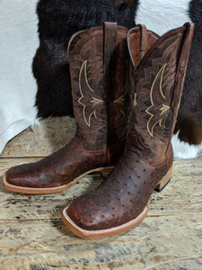 Tanner Mark TMX200477 Brandy Full Ostrich