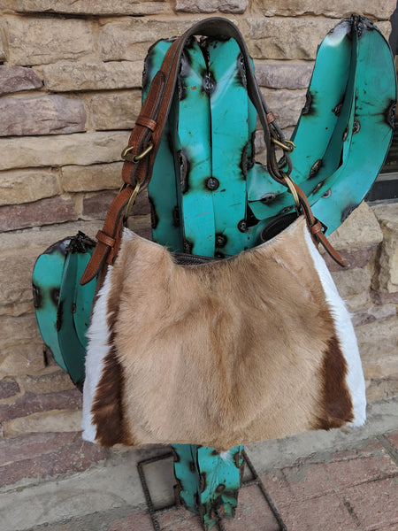 Juan Antonio Hobo Antelope Bag ( please allow 4-6 weeks production)