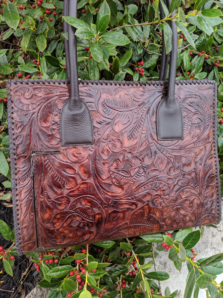 Juan Antonio Concealed Carry Handbag (4-6 week production time)