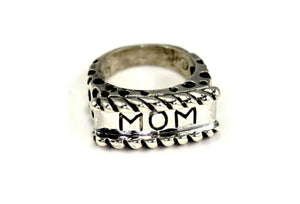 "Dian Malouf ""Mom"" Ring"