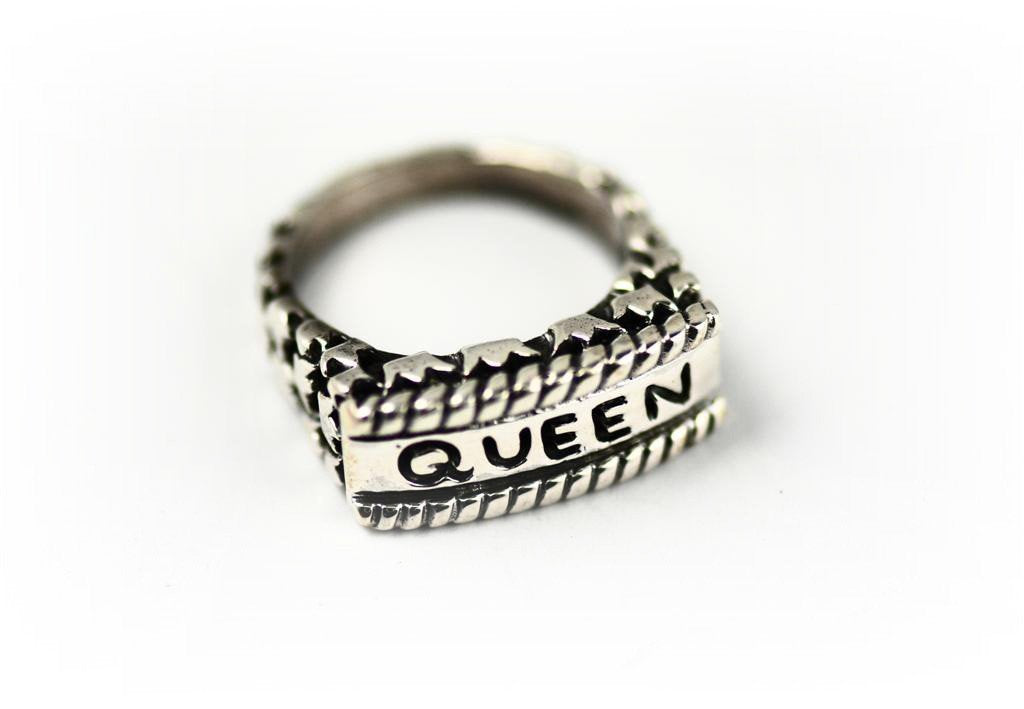 "Dian Malouf ""Queen"" Ring"