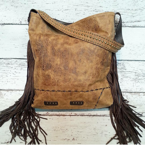 Juan Antonio Axis Fringe Bag