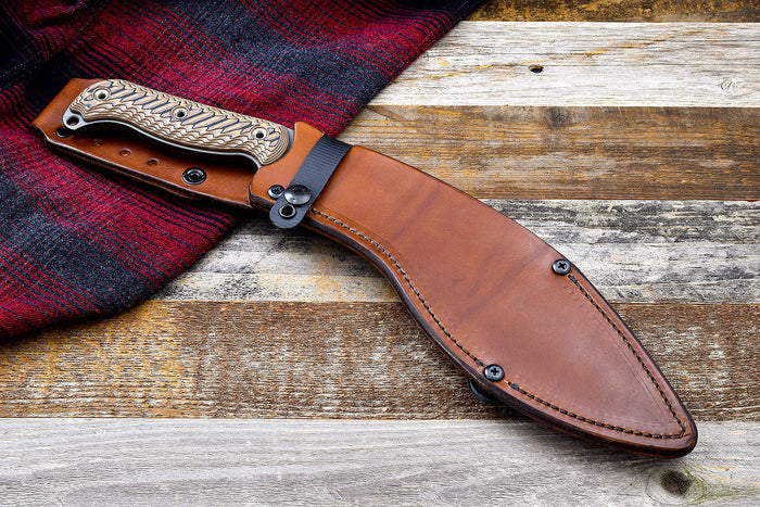 Kukri Leather Sheath