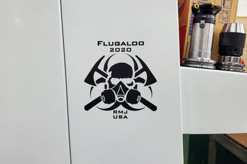Flugaloo 2020 Vinyl Decal