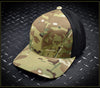 RMJ USA MultiCam FlexFit Trucker Hat