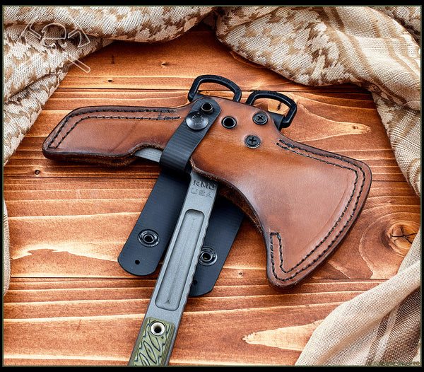Shrike/Eagle Talon/Kestrel Leather Scabbard