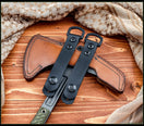 Shrike/Kestrel Leather Scabbard