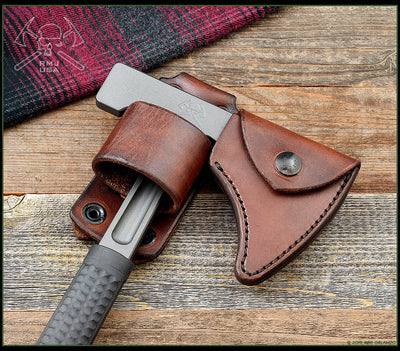 Wilderness Carry Baldric - Leather Loop