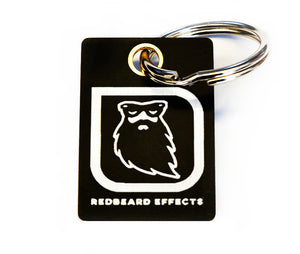 Redbeard Effects PCB Keyring