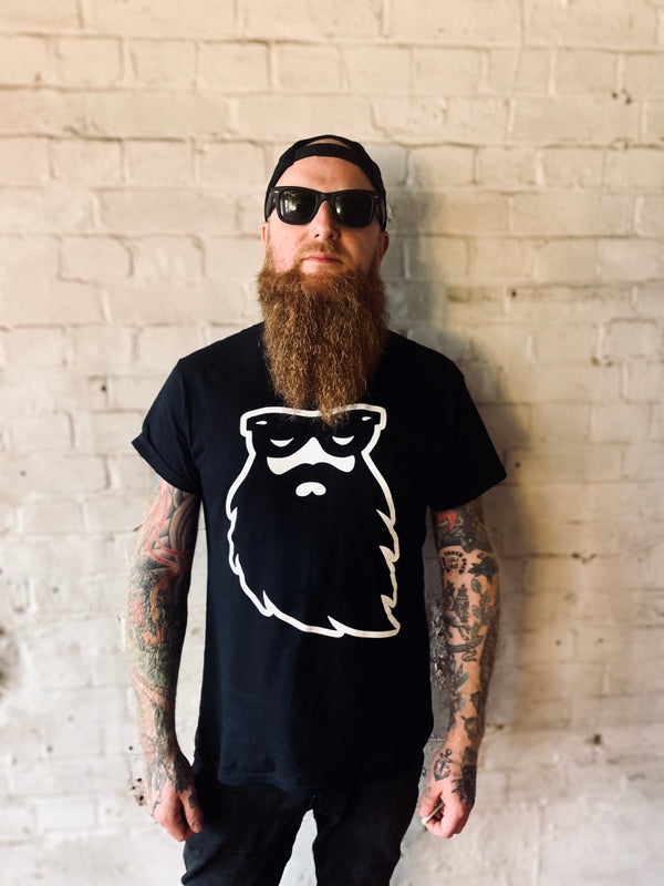 Redbeard Effects Icon T-Shirt - Black 100% Cotton
