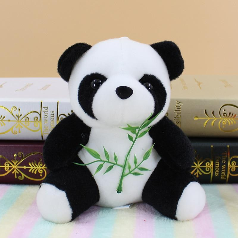 The Bamboo Panda Plush Toy