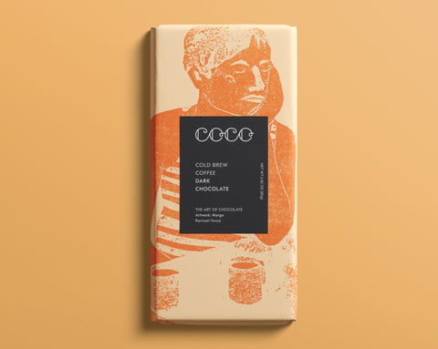 Coco Chocolatier Dark Chocolate Cold Brew Coffee