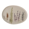 Bea decorative serving plate