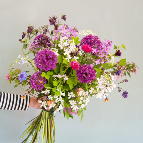 Large Northumbrian Flowers Bouquet