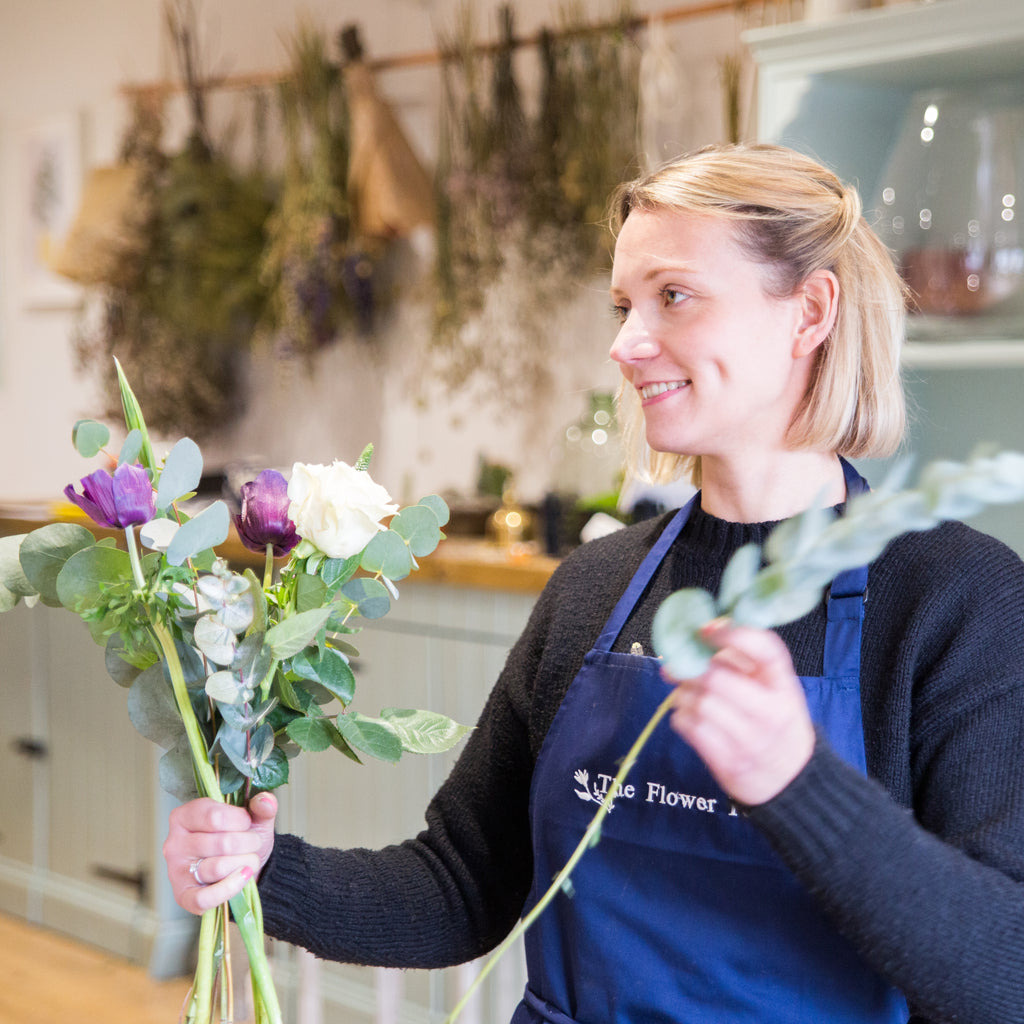 Floristry Masterclass: SPRING! Thursday 5th March 2020 10am-12pm