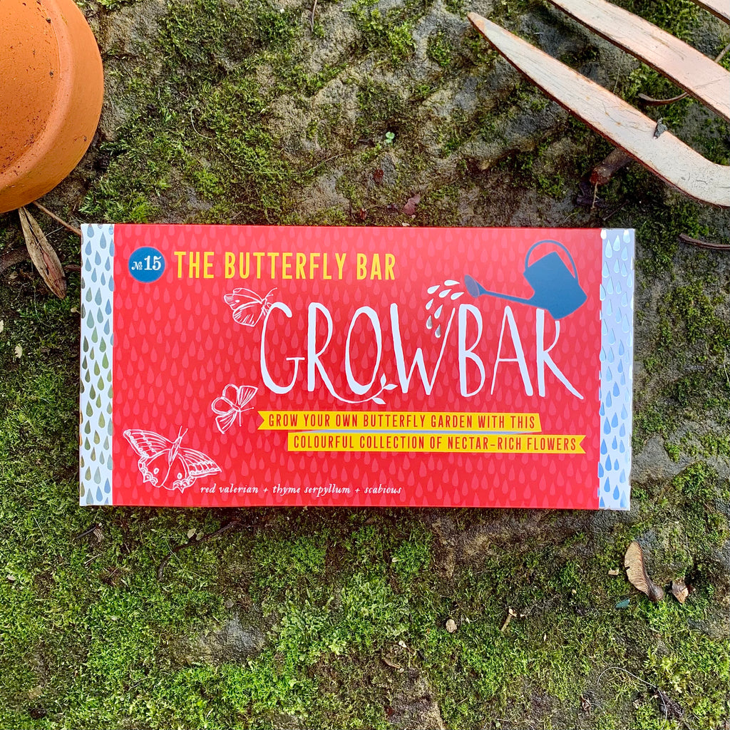 Grow Bar - The Butterfly Bar