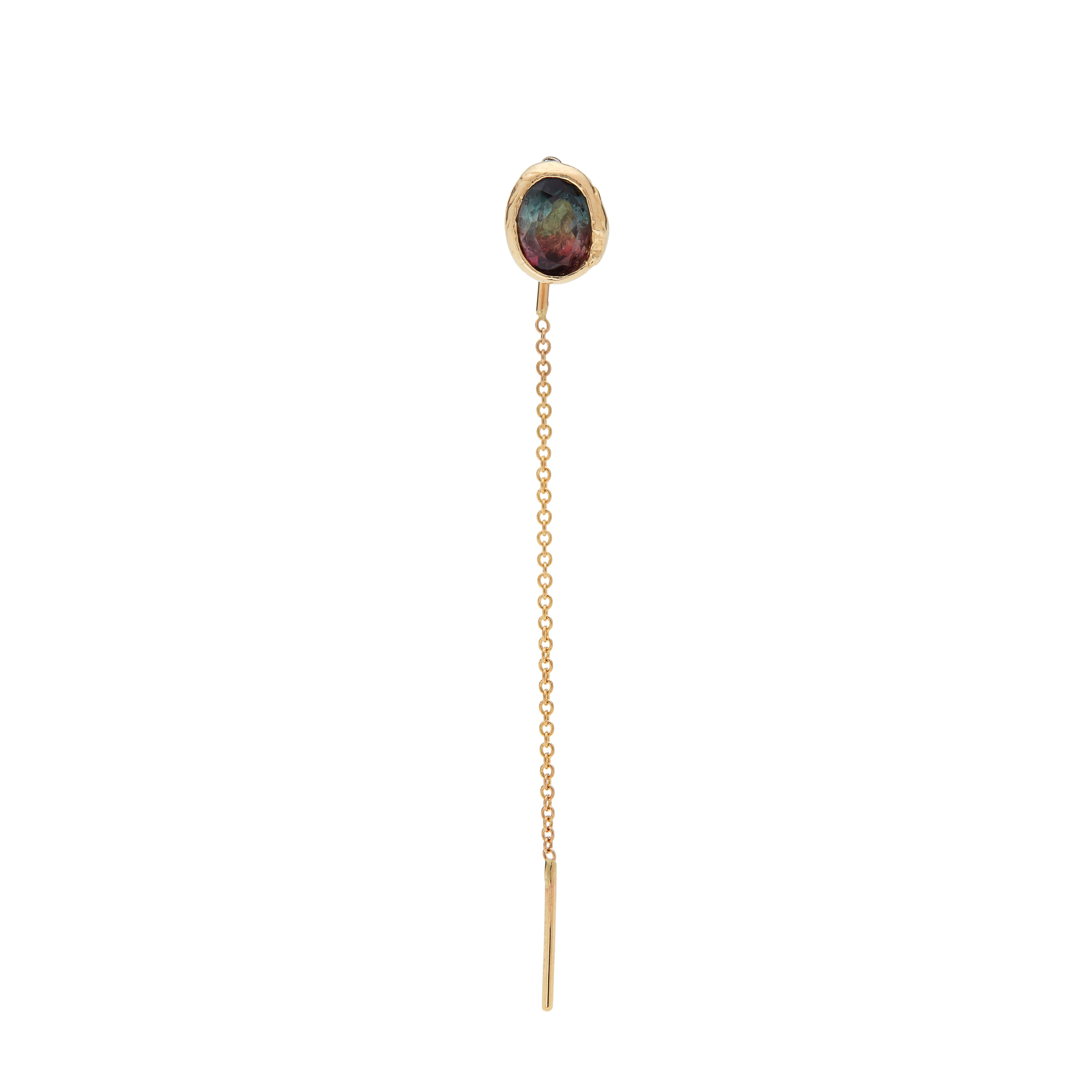 Freja Earring Watermelon Medium