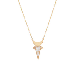 Luna Star Necklace