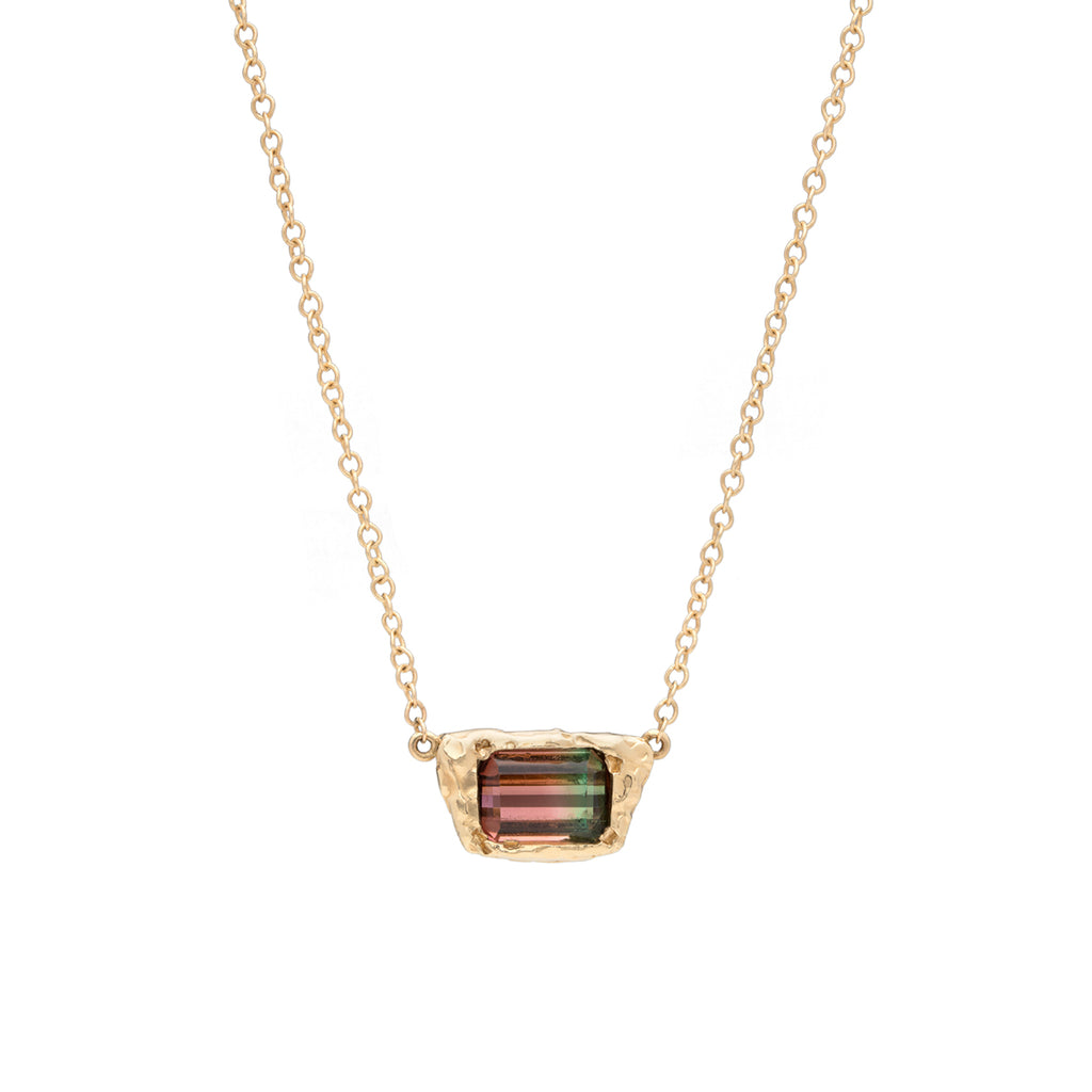 Freja Necklace Watermelon