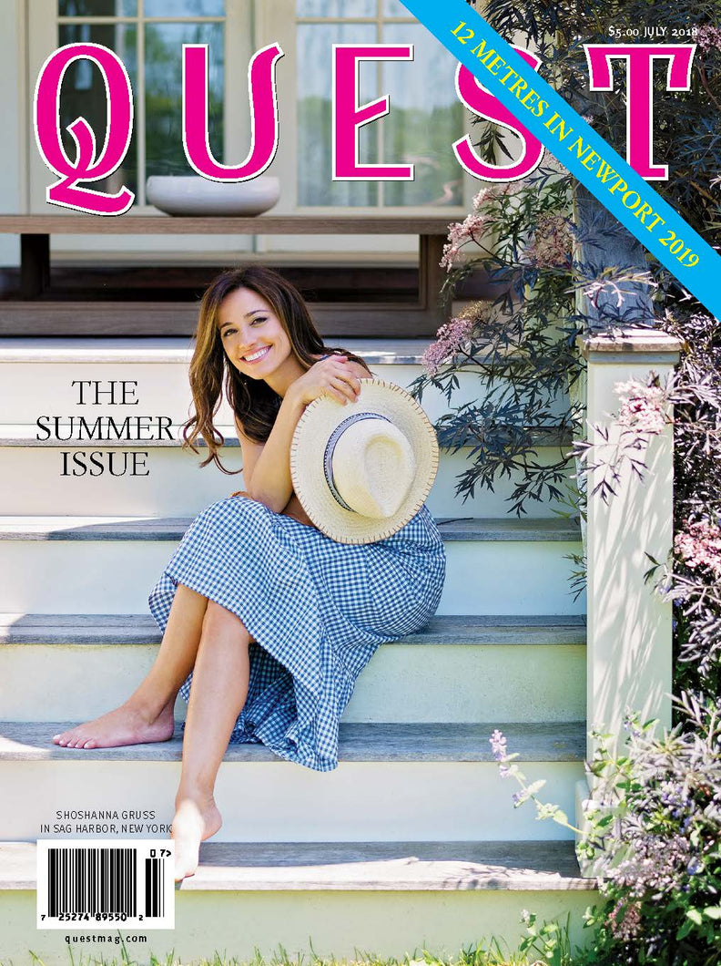 Subscribe to QUEST Magazine!