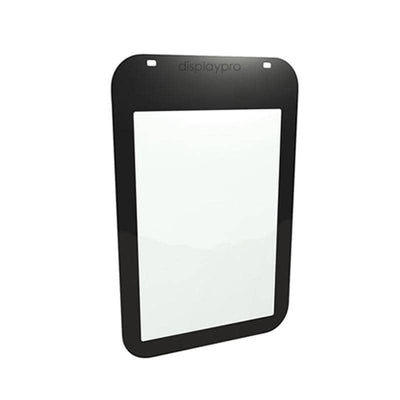 A2 Black replacement poster pocket - Displaypro