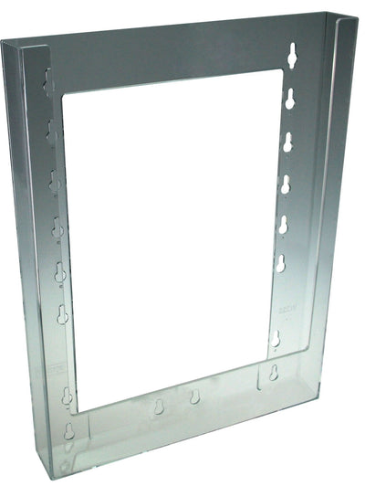 A4 Clip Lock Wall Mounted Leaflet Holder - Displaypro