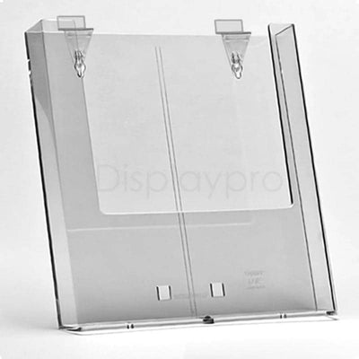 A4 slatwall brochure holder - Displaypro