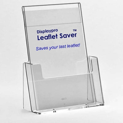 A5 leaflet holder & leaflet saver - Displaypro
