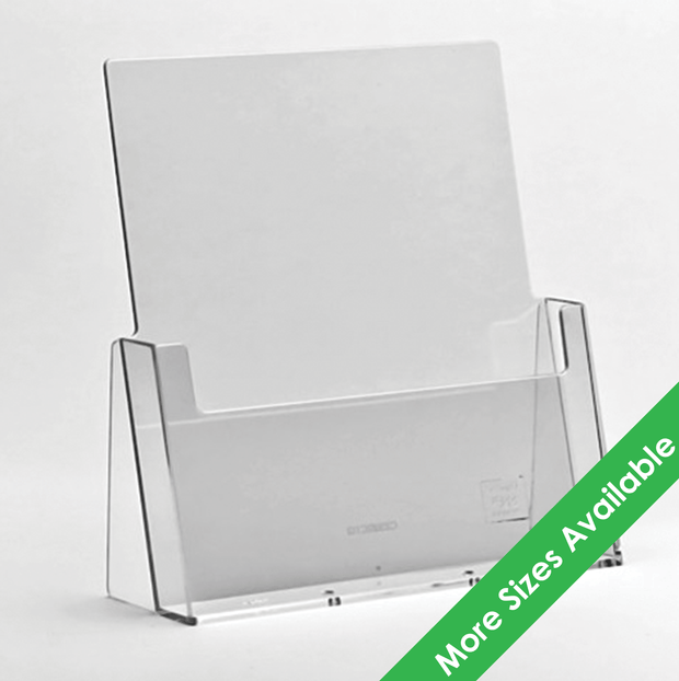 A4 Portrait Leaflet Holder