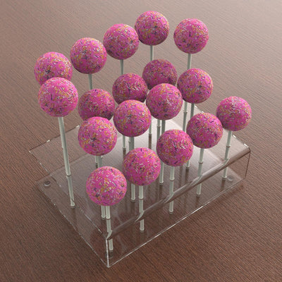 Acrylic Cake Pop Stand - Displaypro