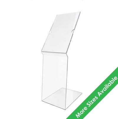 Acrylic Mattress Ticket Holder - Displaypro